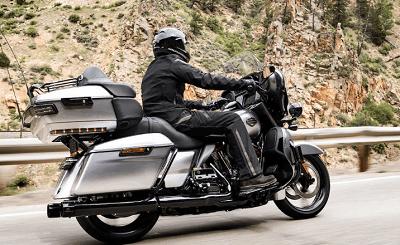 CVO™ Limited motor Harley paling mahal 2019